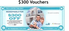 Realtor $300 Vouchers